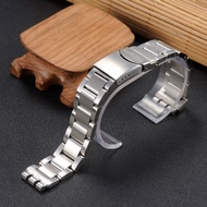 Carty Steel Strap Watch Strap Accessories Steel Belt Suitable for Swatch Swatch Width 19.5 22mm