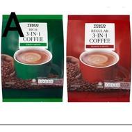 TESCO/LOTUS'S REGULAR COFFEE/TESCO RICH/TESCO MILD/TESCO CLASSIC WHITE COFFEE/TESCO HAZELNUT WHITE COFFEE & TESCO KOPI-O