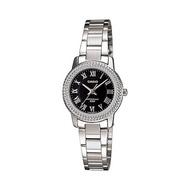 James Mobile นาฬิกาข้อมือยี่ห้อ Casio รุ่น LTP-1376D-1A นาฬิกากันน้ำ50เมตร นาฬิกาสายสแตนเลส
