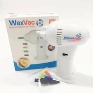預購WaxVac Ear Cleaner 電動吸耳器