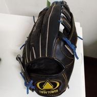 雙塔  二手壘球  棒球成人手套