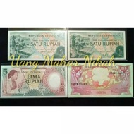 Uang Lama 17 Rupiah Uang Kuno Indonesia Asli
