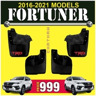 Auto parts ☉TRD Mudguard for Fortuner 2016 - 2021 ( Toyota 2017 2018 2019 2020 )☛