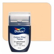 Dulux Colour Play Tester Crystallised Ginger 11YY 74/263