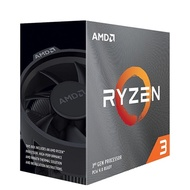 AMD Ryzen 3 3100 (R3-3100)中央處理器