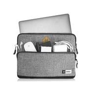 Tomtoc 時尚嚴選 MacBook Pro 13吋 (2016到2018) 筆電包 - 灰