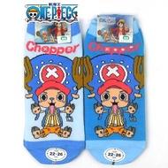 航海王(海賊王) 喬巴成人直板襪 船襪 OPS16A【DK大王】