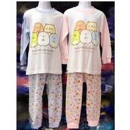 新增150碼❗️現貨🔸童寶貝🧸台灣製造 ㊣版授權 角落小夥伴 角落生物 純棉 薄長袖套裝 居家服 睡衣 休閒服