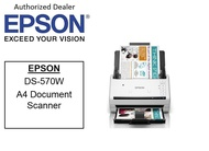 [Singapore warranty]  Epson Workforce DS-570W A4 Wi-Fi Duplex Sheet-fed Document Scanner DS570W D S570W DS 570W D S 570 W 570W 570) (Free $40 NTUC voucher till 30/08/2020 , Online REDEMPTION by 14/09/2020)