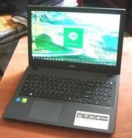 Acer宏碁 E5-532G-P887 15.6吋四核心筆電(N3710/920M獨顯/黑)