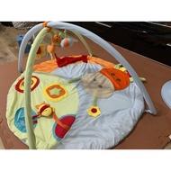 寶寶遊戲毯二手健力架