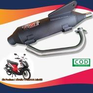 ท่อผ่า Podium one สำหรับ Yamaha Mio115  ท่อผ่า ท่อ ท่อแต่ง ท่อผ่า ท่อสูตร ท่อโอ ท่อหนู ท่อMio