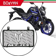 For YAMAHA MT 03 MT03 MT-03 2015 2016 2017 Motorcycle Radiator Protector Guard Grill Cover Cooled Protector Cover