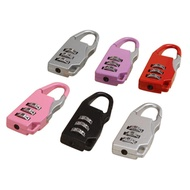 Mini 3 Digit Combination Securityกระเป๋าเดินทางปลอดภัยรหัสผ่านรหัสล็อคกุญแจSecurityกระเป๋าเดินทางปลอดภัยรหัสผ่านร...