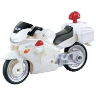 【TOMICA】NO.004 本田白色摩托車(多美小汽車)