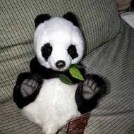 全新 Hansa 擬真貓熊玩偶