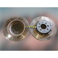 (中古零件協尋) 三菱 01~07年 LANCER 菱帥 VIRAGE IO 303mm 加大碟盤 卡鉗座 來令片