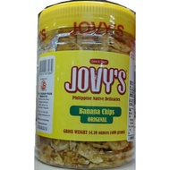 菲律賓 Jovy's 香蕉脆片 香蕉乾