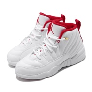 Nike 籃球鞋 Jordan 12 Retro 運動 童鞋
