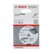 """BOSCH博世 3"""" 3英吋 砂輪片 切斷片 單片 1片 1卡5片 圓切機GWS12V-76 2608601520"""