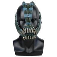 Bane Mask Batman The Dark Knight Cosplay Superhero Latex Masks Helmet Halloween Party Costume Props