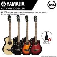Yamaha APXT2 Acoustic Electric Guitar 3/4 size