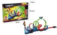 ชุดรถไฟล้อร้อน Hot Wheels Racing Toy Track Kids Toy Boy