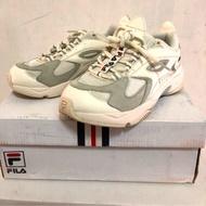 🎀FILA🎀fila Boveasorus 99復古奶油白老爹鞋