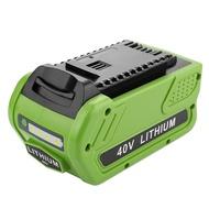 Professional สำหรับ Greenworks 40V เครื่องตัดหญ้าเครื่องมือเปลี่ยนแบตเตอรี่พลาสติกเคสแบตเตอรี่ลิเธียมป้อง...