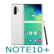 [Available] Note10 + หน้าจอ HD ขนาด 6.8 นิ้ว 128GB สมาร์ท Android โทรศัพท์มือถือและ Wi-Fi สองซิมบลูทู ธ เวอร์ชันสากล