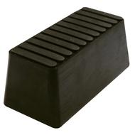 85mm高橡膠墊 平板頂高機專用橡膠墊  TUF9037-85 橡膠墊 黑龜墊 海綿墊 頂車墊 烏龜墊