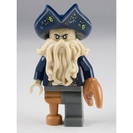 [BrickHouse] LEGO 樂高 神鬼奇航 4184 深海閻王 Davy Jones poc031