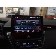 (小鳥的店)豐田 2019 ALTIS 12代 音響主機 安卓影音 導航 保固兩年 沿用原廠環景倒車  CONVOX