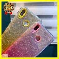 เคสกากเพชร 3in1 เคส หัวเหว่ย Y6s รุ่น Huawei Y7pro2018 Y7pro2019 Y92018 Y92019 nova3i nova5T มือถือ โทรศัพท์ case เคส ซอง หูฟัง แบตสำรอง Powerbank กล้อง กันกระแทก ป้องกัน แฟชั่น