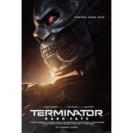 魔鬼終結者:黑暗宿命/Terminator: Dark Fate 電影海報