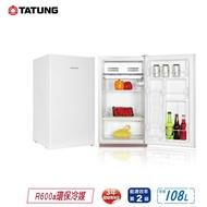 新竹【大統電器】可議價 大同 TR-108M-W 冰箱 108公升 TATUNG TR108MW