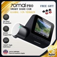 🚚 RDY STOCK MY Global Version XIAOMI MI 70mai Dash Cam Pro 1944P HD Car DVR Camera Mai