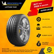 2020 Stock Promo 265/60R18 Michelin Latitude Tour Tyre Tire Tayar. ( Ford, Isuzu, Mazda, Toyota, Nissan, MB etc )