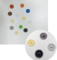 HB001 十字自攻螺絲帽蓋(11.5*3.2mm)十字螺絲蓋 塑膠蓋 防塵蓋孔蓋孔塞 封口蓋 塑膠封口 孔塞 裝修