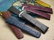 【時間探索】全新 Omega constellation 星座 代用摺疊扣錶帶 ( 23mm )