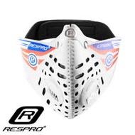 英國 RESPRO CINQRO 運動款多重防護口罩 ( 白色 )