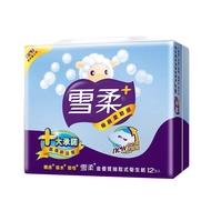 【雪柔】抽取式衛生紙100抽x12包x6串/箱 72包