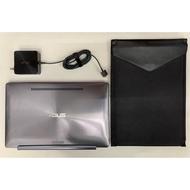 ASUS TX300CA (i5-3337U、4G記憶體、128G SSD +500HD) 變形觸控筆電 (二手)