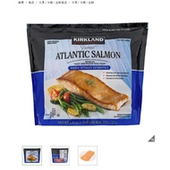 科克蘭 冷凍鮭魚排 1.36公斤   好市多代購 免運  (請先詢問庫存)