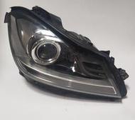 w204 新款右大燈 轉向 HID 原廠拆車件