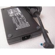 HP/CAMPAQ全新原廠筆電19.5V 10.3A 200W變壓器(小藍頭帶針)型號:A200A012L