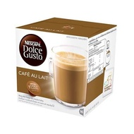 [4YOU] แคปซูลเครื่องชงกาแฟ NESTLE CAFE AU LAIT ทำความร้อนได้ในไม่กี่วินาที ช่วยให้รังสรรค์กาแฟได้รวดเร็ว อุปกรณ์ เครื่องชงกาแฟ อุปกรณ์กาแฟ ชงกาแฟ ดริปกาแฟ กาแฟ ทำกาแฟ