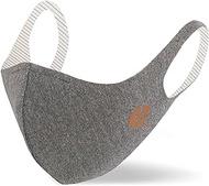 COPPER Mask Charcoal カッパーマスク 洗える 立体型 消臭マスク チャコール Sサイズ [海外直送品]