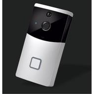 wifi可視門鈴 免配線DG1-1無線門鈴對講機 監控攝影鏡頭 無線可視對講門鈴 監視器APP手機遠端畫面視訊移動式偵測