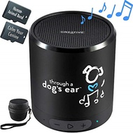 ▶$1 Shop Coupon◀  iCalmDog 5.0c Portable Speaker + 5-hrs Clinically-Tested Calming Music: Through a
